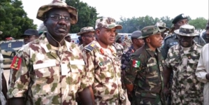 Army redeploys Adeosun, others in major shakeup