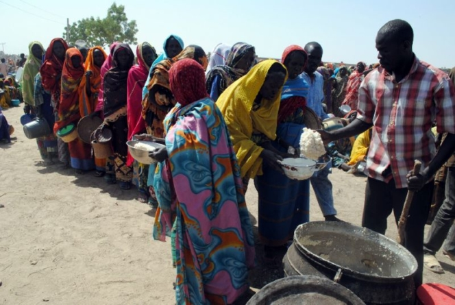 Soldiers raping women in IDP camps and many starving to death- Amnesty Inter…