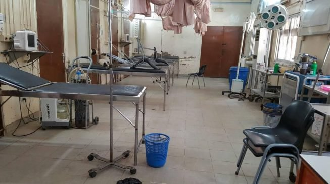 Health workers lament poor pay, overwork in state hospitals