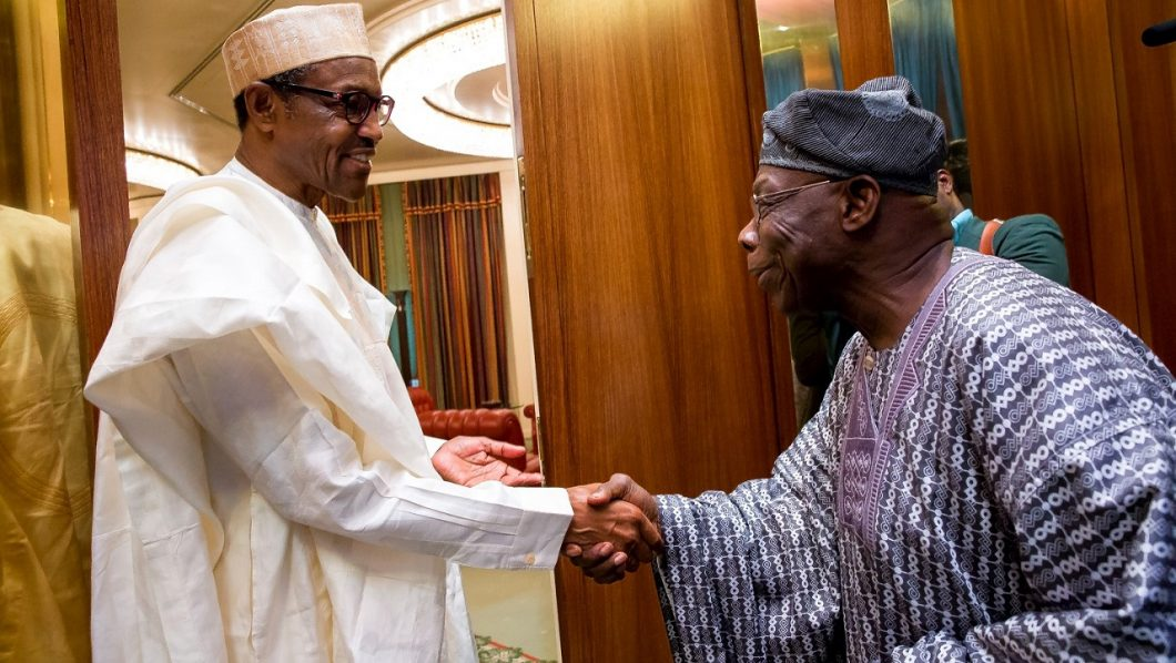 June 12: Explain why you shunned Democracy Day celebration, Buhari tells Obasanjo