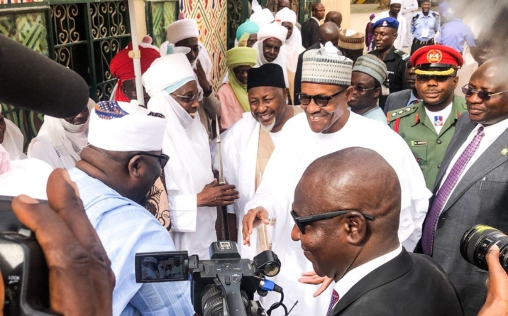 We've achieved more with less resources than PDP's 16 years – Buhari
