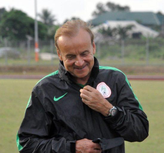 Algeria more impressive than Eagles – Rohr