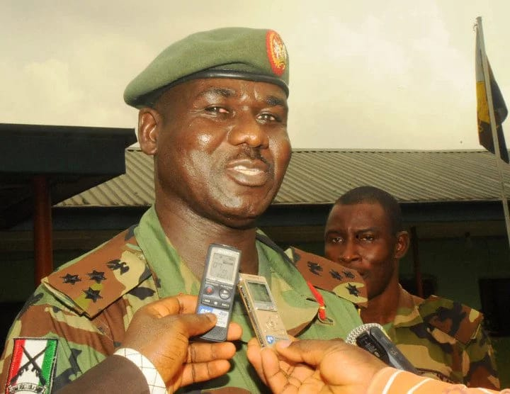 Buratai under attack for blaming Boko Haram resurgence on soldiers