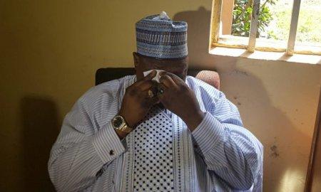 Imprisoned ex gov Dariye down with 'kidney failure'