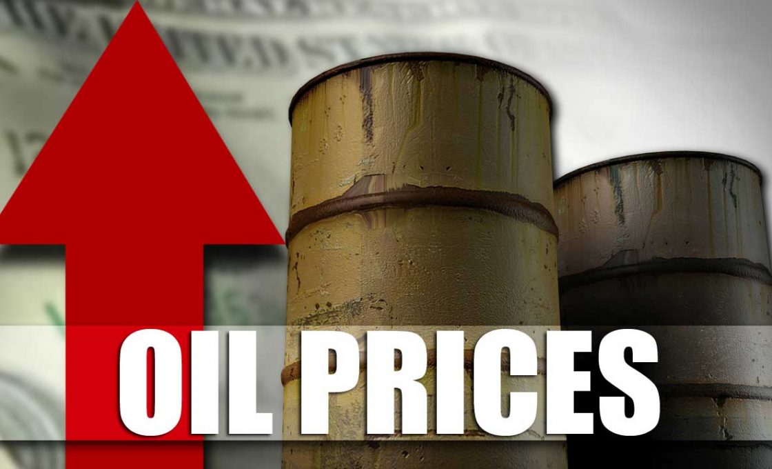 Oil prices rise on US-Iran concern