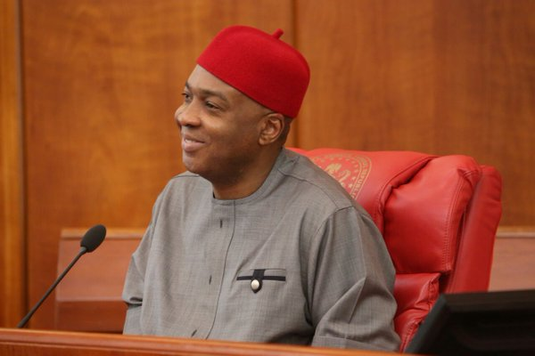 Saraki releases details of National Assembly's 2018 budget