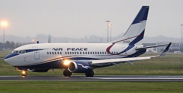 Air Peace to operate first all-female flights July 5