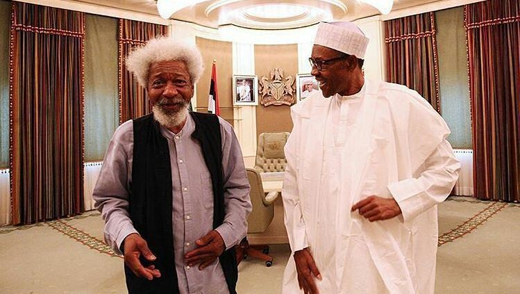 Obasanjo's letter: This is not time to play deaf – Soyinka warns Buhari