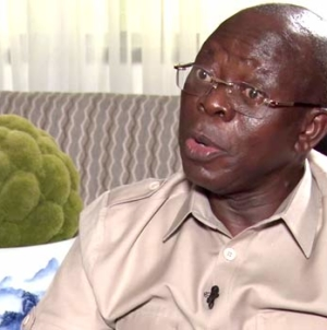 INTERVIEW: Saraki will not be allowed to impose minority rule in the Senate-Oshiomhole
