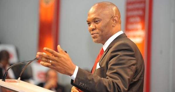 IMF should provide alternatives to Chinese loans- Elumelu