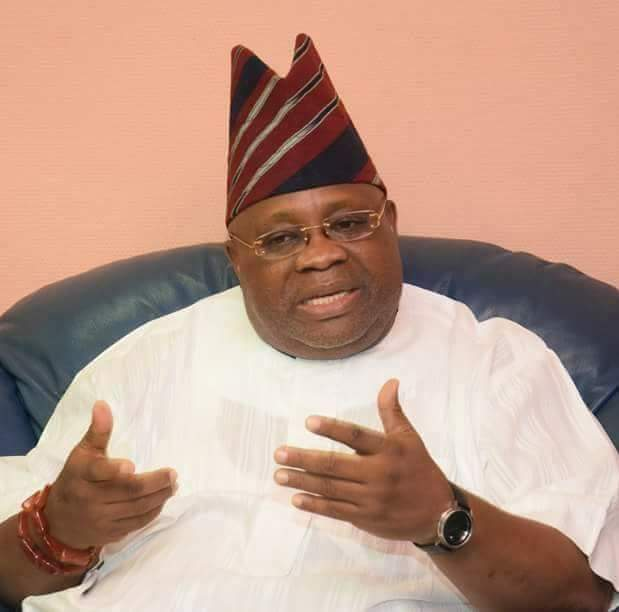 Osun Guber: Adeleke to challenge A'Court ruling with 7 SANs, 17 others