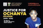 Ochanya: Benue arraigns lecturer over rape, death