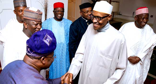 Governors write Buhari, protests restriction of asses to LG funds by NFIU
