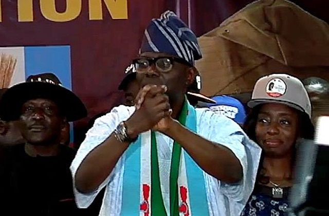 Being Tinubu's puppet, a compliment, Sanwo-Olu tells Agbaje
