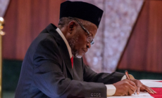 Acting CJN, Muhammad sued for age falsification- Report