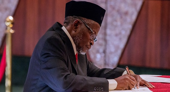 Supreme Court to get six new Justices – Acting CJN