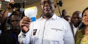 DR Congo presidential election: Outcry as Tshisekedi named winner