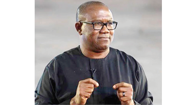 Why Nigerians are killed in South Africa – Peter Obi