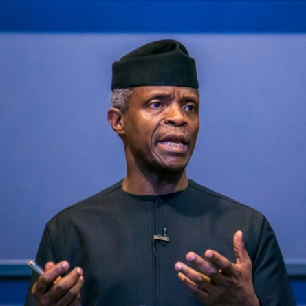 We have invested N900bn in power since we assumed office – Osinbajo