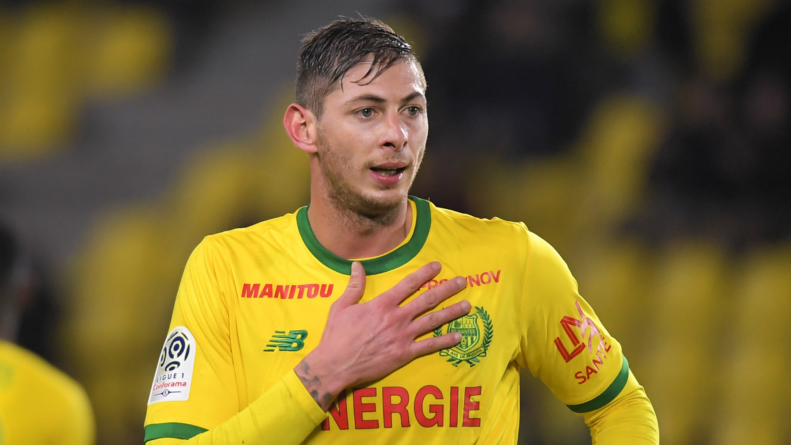 Emiliano Sala's audio message from the doomed plane