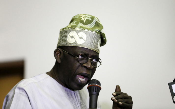 Obasanjo, Nigeria's greatest election rigger who belongs to dustbin of history- Tinubu