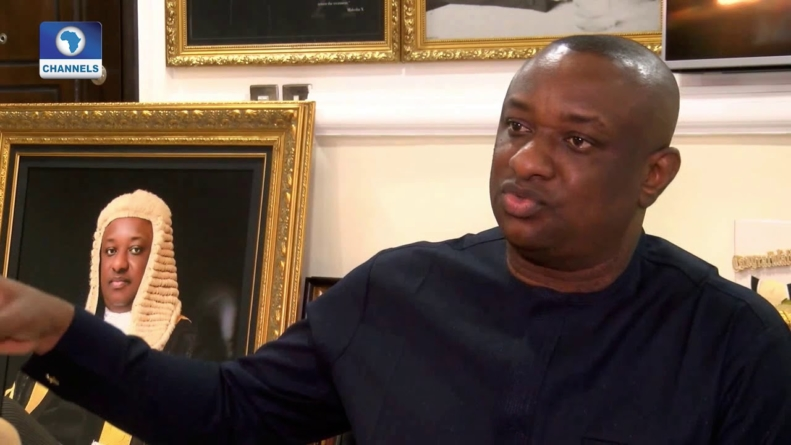 Our constitution didn't state you must be a citizen by birth to become a custom officer- Keyamo