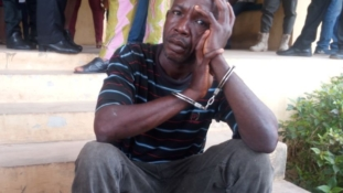 Why I burnt my wife, eight family members to death- Suspect