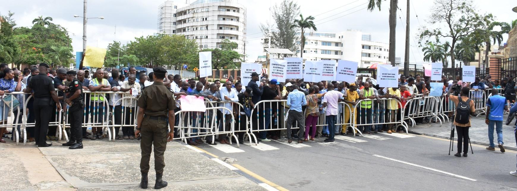Computer Village: Stakeholders kick against imposition of Iyaloja, Babaloja