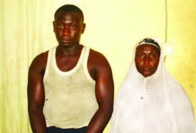Mother, son in custody for beating father to death