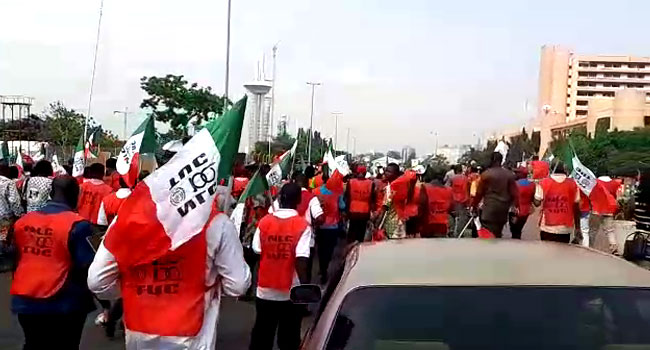 We've commenced workers' mobilisation for total strike — Labour