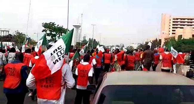 We've commenced workers' mobilisation for total strike — Labour