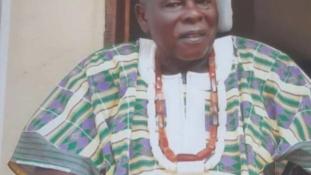 Air peace boss, Allen Onyema loses Dad