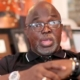 Why Pinnick removed as CAF Vice-President