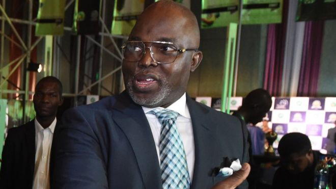 Pinnick docked by FG for $8.4m fraud