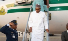 Buhari returns to Abuja from Makkah