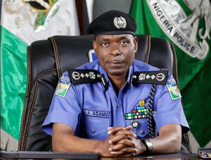 Crime rate declining in Nigeria, IGP claims