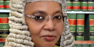 Buhari vs Atiku: Bulkachuwa bows to pressure, steps down from election petition tribunal
