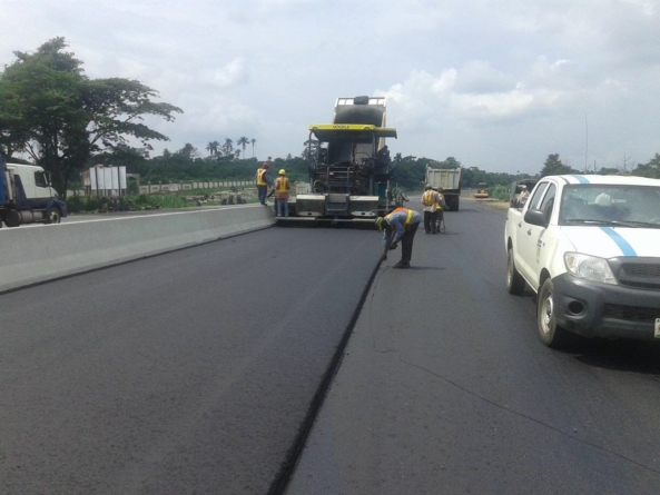 FRSC closes section of Lagos-Ibadan express