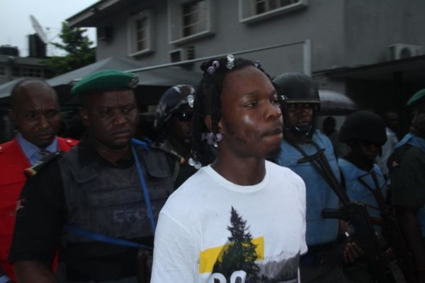 Naira Marley sent to jail