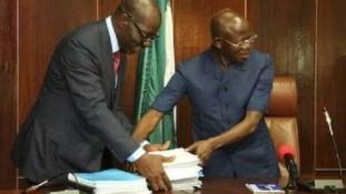 Obaseki dares Oshiomhole: Take over Edo assembly if you can