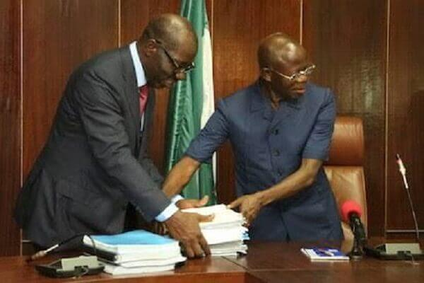 Obaseki dares Oshiomhole: Take over Edo assembly if you can