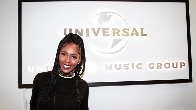 Tiwa Savage signs deal with Universal Music Group
