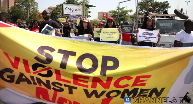 Women protest over alleged sexual assaults by police