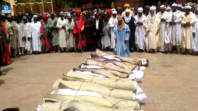 Victims of Katsina banditry attack buried
