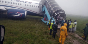 Tragedy averted as Air Peace overshoots runway in Port Harcourt