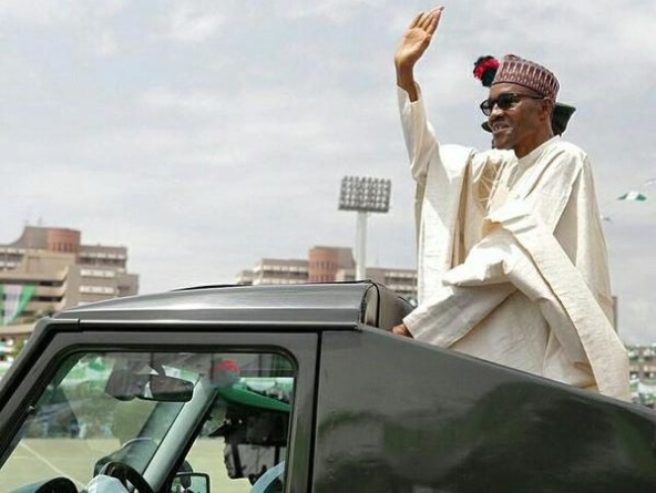 For The Record: Buhari's Democracy Day Speech