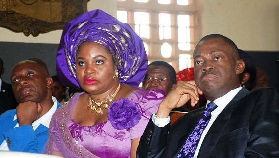 I left my home for fear of my life – Clara, wife of Ex-Gov, Chime