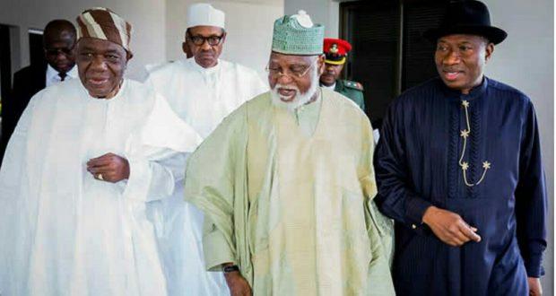 Nigeria's ex-presidents absent at maiden June 12 celebration