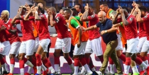 AFCON 2019: Madagascar stun Nigeria, tops Group B