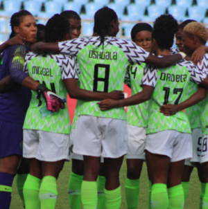 Why Super Falcons refused to vacate their hotel rooms in France
